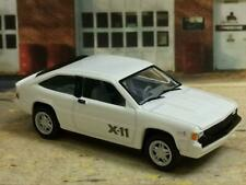 1980- 1985 Chevrolet Citation X-11 Coupe w/2.8L HO V-6 1/64 Scale Limited Edt J4
