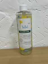 New Bebe Laboratoires Klorane Gel Lavant Doux 500ml Missing Pump