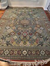 Large Area Rug Oriental Handmade Persian Multicolor