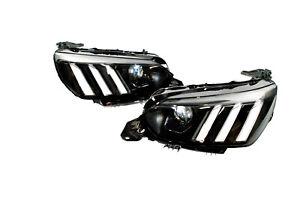 2x New Original Full Led Headlights Right and Left Peugeot 208 Lift 9823194180