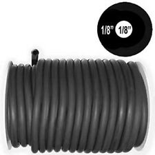 3/8in 10mm Kent Speargun Band Rubber Latex Tubing BLACK 50ft (15.4m) (#408)