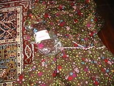 Euc / Nwt Hanna Andersson Chestnut Tree Dress Set - Size 110