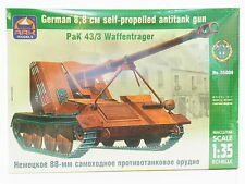 Lot 12838 | Ark 35008 German Antitank ENERGENIE PAK 43/3 waffent. 1:35 Kit Nouveau neuf dans sa boîte
