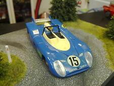 Solido Matra Simca MS670 1972 1:43 #15 winner 24 h Le Mans, Pescarolo / Hill