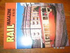 */* Rail Magazine n°116 Anatole Mallet Tramway Valenciennes1966 131 TB