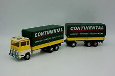 Matchbox 1/50 - Ford M Carrier + Trailer Continental