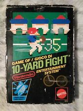 10-Yard Fight - PAL NES Game