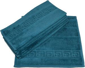 Cawö Noblesse 6x Seiftuch 1001 smaragd 401 grün Frottee Waschlappen Set