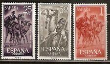 SAHARA 1963 EDIFIL  217/219** SIN FIJASELLOS