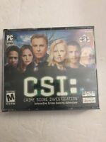 CSI: Crime Scene Investigation- Interactive Crime-Solving Adventure: 3 Discs