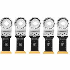 Fein Multimaster E-Cut Carbide Pro Sägeblatt 32x60mm Aufnahme SLP| 5er Pack