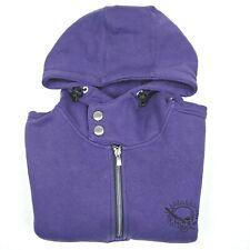 Jack and Jones UK Core Men's Hoodie Size Large (L) 42 Purple Jumper Sweatshirt