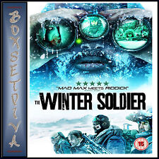 THE WINTER SOLDIER -  Branden Coles & Arielle Holmes *** BRAND NEW DVD***
