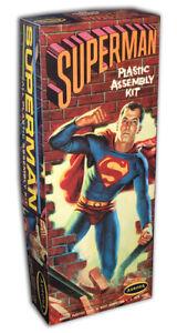 Aurora SUPERMAN Model Kit BOX (BOX ONLY- NO KIT!)
