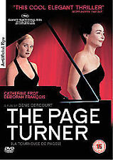 The Page Turner [2006]  - Catherine Frot (DVD)