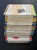 J. N. Sissons Stamp Auctions, Lot of 50 Catalogs from 1962-1994, & Sale #200-554