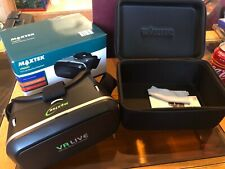 VR LIVE MAXTEK VISION REALITY HEADSET GREAT CONDITION