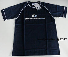 Official BMW T-Shirt with F1 Team Logo in Size M