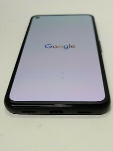 Google Pixel 4a - 128GB - Just Black (T-Mobile) Fair condition  -R35