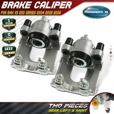 2x Brand New Brake Calipers Rear Left & Right for BMW X5 E53 Series 2004-2006