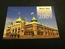 2009 CORN PALACE Mitchell, South Dakota Postcard Dan Grigg Images