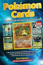 Pokemon Cards Book The Unofficial Ultimate Collector's Guide NEW Price list