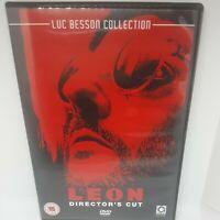 Leon (DVD, 2001) Natalie Portman, Jean Reno, Luc Besson Thriller