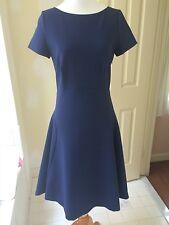 NWOT Prada royal blue dress IT 44, US 6 (very small cut)