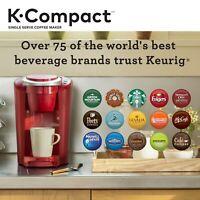 Original Keurig Coffee Maker, Was 99.99$.RED Black Friday Extended Deals