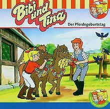 Bibi & Tina - Folge 27: Der Pferdegeburtstag von Bi... | CD | Zustand akzeptabel