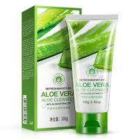 Refresh & Moisture Aloe Vera Cleanser Facial Face Skin Care Clean Nourishing