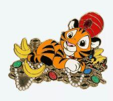 TDS Japan Tokyo Disney Sea Chandu Pin Sinbad Tiger Aladdin Treasure Box