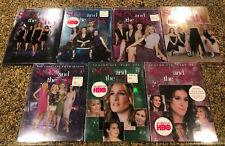 Sex And The City TV Show Complete Series DVD Set All 6 Seasons 2-6 Still Sealed