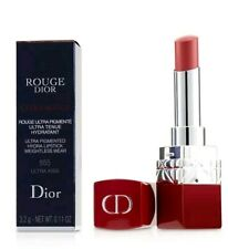 DIOR Rouge Dior Ultra Rouge Lipstick 3.2g 555 - Ultra Kiss Brand new 100% genuin