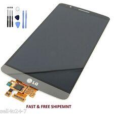 LG G3 D850 D851 D852 VS985 LS990 LCD Digitizer+Touch Screen Assembly Grey Tools