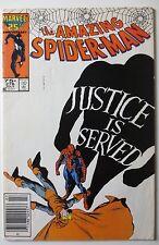 The Amazing Spider-Man #278 (Jul 1986, Marvel) Newsstand (C4120)