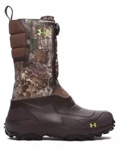 NEW UNDER ARMOUR RIDGE REAPER PAC 1200 HUNTING Boots 1261932-946 SIZE 8 RARE