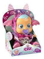 Cry Babies Bruny The Dragon, Purple IMC Toys 99197IM