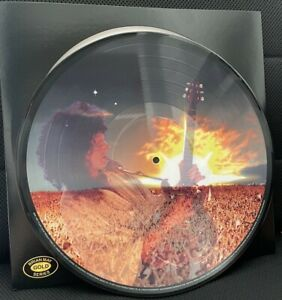 QUEEN Brian May Limited Edition 12'' Picture Disc Limited Numbered Of 3000