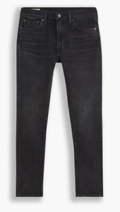 Genuine Levis 510 Skinny Fit stretch Mens Denim Jeans Black Greyish