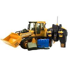 1:12 Remote Control Excavator Kids RC Car Toy Construction Equipment Bulldozer