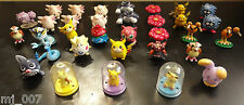 33 Mini Pokemon Figures From 90's/00's, Tomy CGTSJ, Nintendo, Bandai.