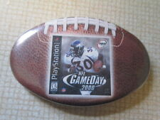 "2000 Play Station TERRELL DAVIS No. 30 DENVER BRONCOS 2.75"" Button"