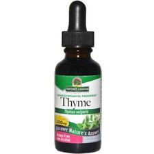 Nature's Answer, Thyme, Low Alcohol,1000 mg,30 ml Trusted supplier! UK Stock