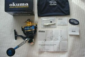 Okuma Salina3 16000 High Speed **Brand New**