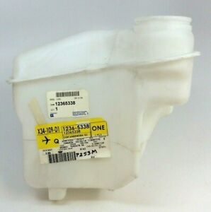 1998-2002 Chevrolet Prizm Windshield Washer Fluid Reservoir Tank OEM 12365338