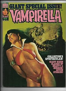 Vampirella #63 (1977) Warren Magazine High Grade VF/NM 9.0