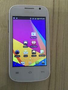 BLU Dash JR D140 - White (Unlocked) Smartphone - PLEASE READ[53]