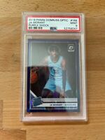 2019-20 NBA Panini Donruss Optic Rated Rookie #168 Ja Morant Purple Shock PSA 9
