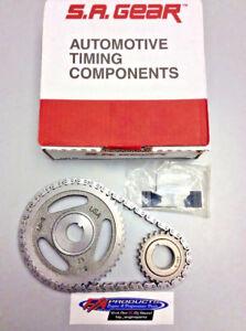 1999-2004 Jeep 4.0 Liter Inline 6 Cylinder Timing Set S.A. GEAR 76139